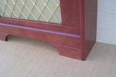 Studley design radiator cover detail photo